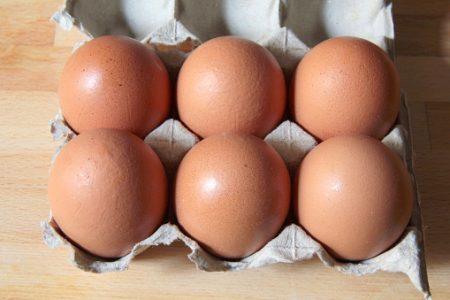 box of eggs