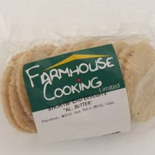 farmhouse cooking shortbread biscuits
