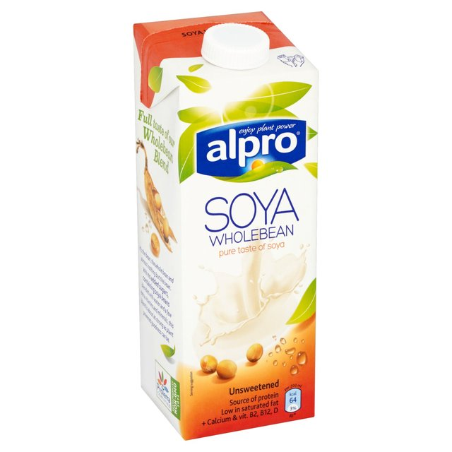 Food deliveries home delivery ipswich for Alpro soya cuisine light