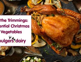 ALL THE TRIMMINGS: ESSENTIAL CHRISTMAS VEGETABLES