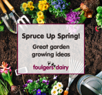 Spring has well and truly sprung and growing season is upon us!